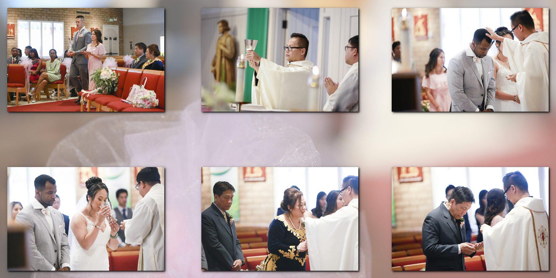 Keneisha wedding album 008 (Sides 14-15)