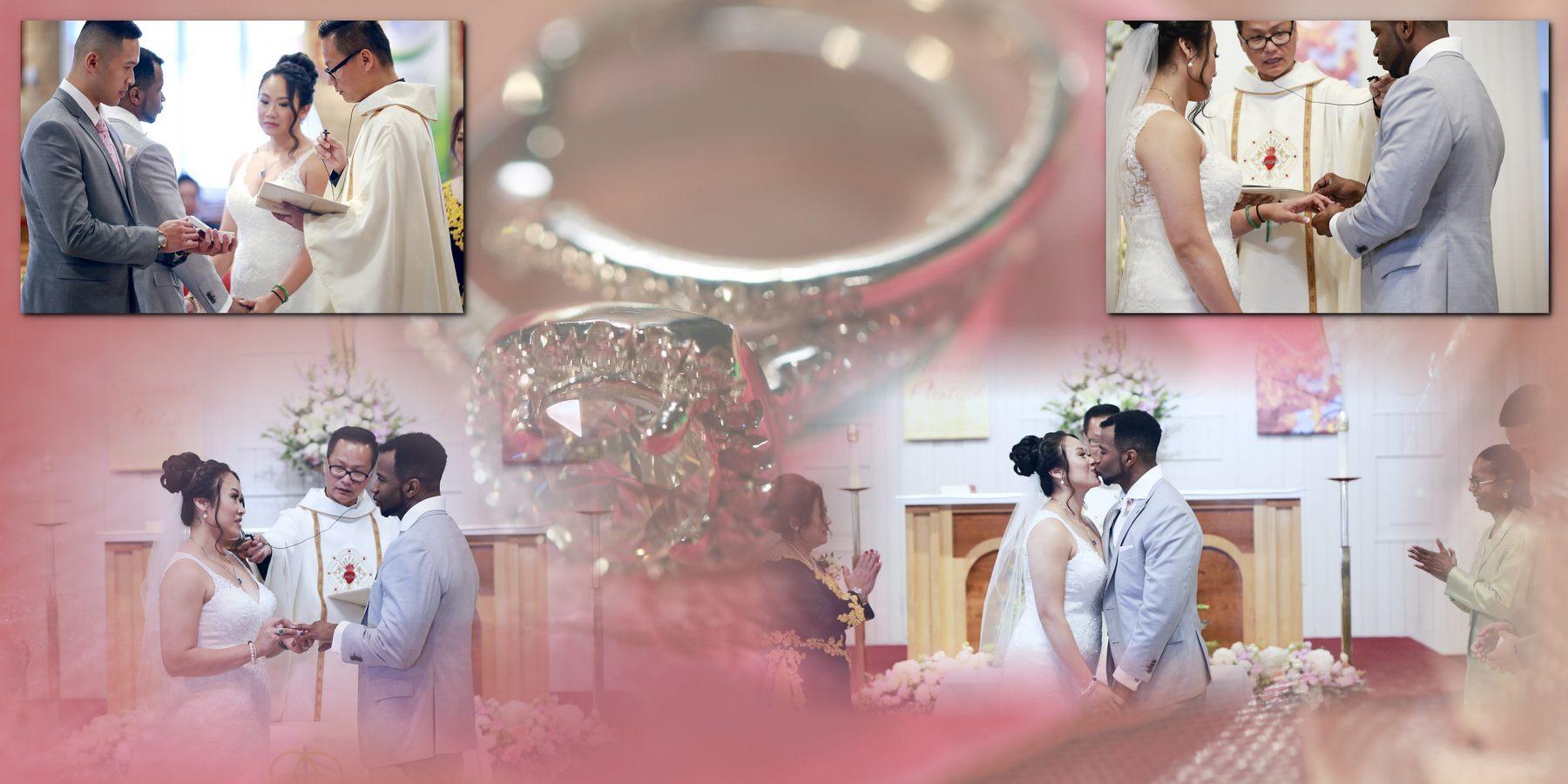 Keneisha wedding album 009 (Sides 16-17)