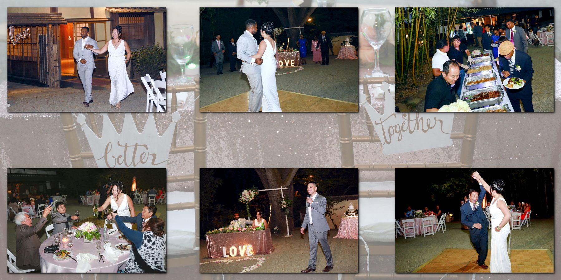 Keneisha wedding album 014 (Sides 26-27)