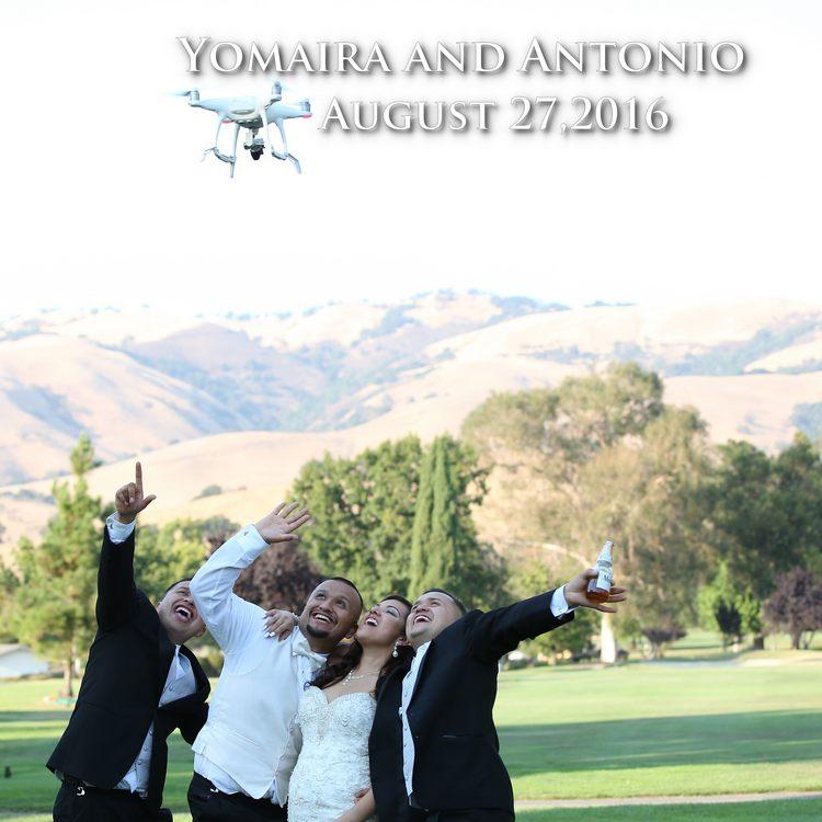 Yomaira and Antonio Album 001 (Side 1)